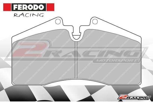 Přední závodní brzdové destičky Porsche 959 (1985 1991) Ferodo FCP560H 099d21a68b